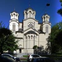 Любляна, Единственный в городе Православный Храм (Сербский)