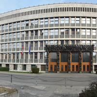 Любляна, Парламент Республики Словения