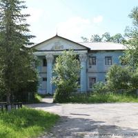 Усадьба 19 в. Сабуровых в Воспушке