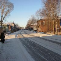 Красноборск ул.Гагарина