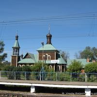Петушки. Церковь Афанасия Ковровского.