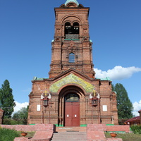 Петушки. Церковь Успения Пресвятой Богородицы.