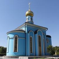 Ушмор. Церковь Благовещения Пресвятой Богородицы