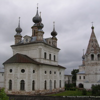Юрьев-Польский. Михаило-Архангельский мужской монастырь