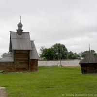 Юрьев-Польский. Михаило-Архангельский мужской монастырь. Георгиевская церковь