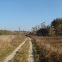 Соловки - небольшая часть села в Б.Ольшанке.