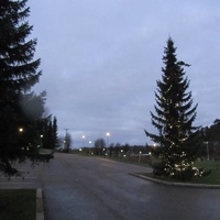 Территория Усадьбы Майвик