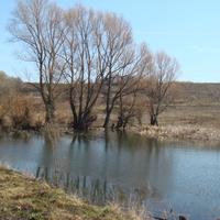 Озеро за хутором