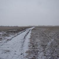 Путь на Вовнянку зимой