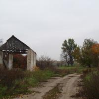 Территория бывшего вильшанского колхоза