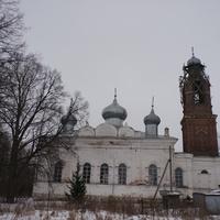 Храм Преображения Господня в Бортниково