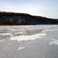 Лысая гора зимой