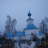 Еганово, церковь