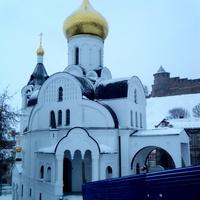 Нижний Новгород. Церковь Иконы Божией Матери Казанская в Зеленом съезде