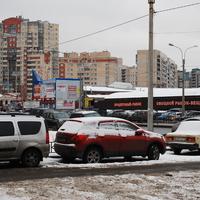На улице Ильюшина.