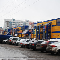 Рынок КРОКУС.