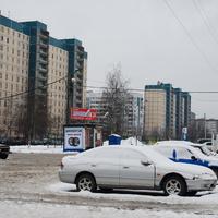 На Камышовой улице.