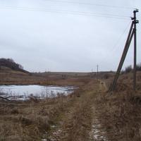 Дорога на Тростинку
