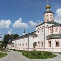 Валдай. Иверский монастырь