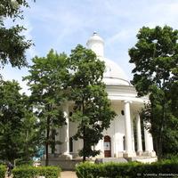Валдай. Церковь Екатерины