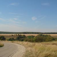 Дорога в Семигоры
