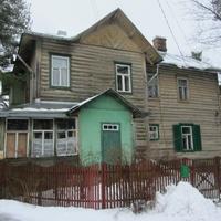 дом известной семьи Гаген-Торнов, другой ракурс