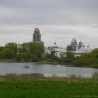 Новгород. Юрьевский мужской монастырь