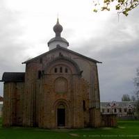 Новгород, церковь Параскевы Пятницы