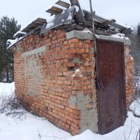 Старая насосная станция