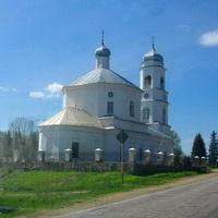 Ракшино. Церковь Казанской Иконы Божией Матери