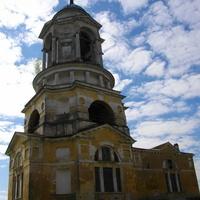 Старица. Церковь Спаса Нерукотворного