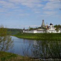 Старица, Успенский мужской монастырь