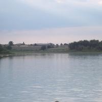 пруд в Каменной-Балке