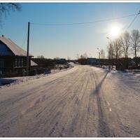 Кожино зимой