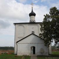 Кидекша. Церковь Святых  князей Бориса и Глеба