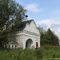 Кидекша. Колокольня, ансамбль Борисоглебского монастыря