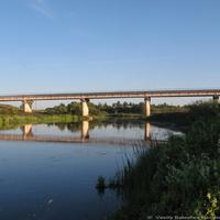 Кидекша. Мост через р Нерль