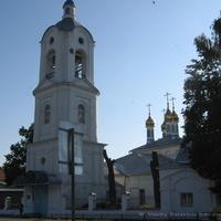 г.Покров. Церковь Покрова Пресвятой Богородицы