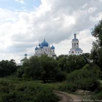 Боголюбово. Свято-Боголюбский женский монастырь. Собор Боголюбской иконы Божией Матери.