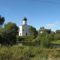 Церковь Покрова Пресвятой Богородицы на Нерли.