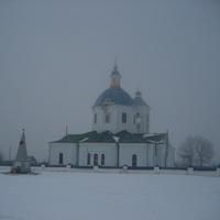 Зима в Новотулучеево