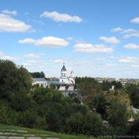 Владимир. Церковь Александра Невского