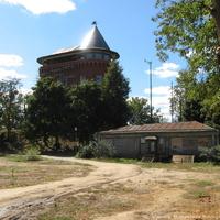 Владимир. Бывшая водонапорная башня