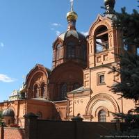 Владимир. Церковь Архангела Михаила