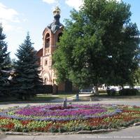 Владимир. Колокольня церкви Архангела Михаила