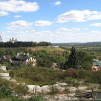 Владимир. Панорама Успенского собора