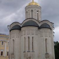 Владимир. Собор Димитрия Солунского