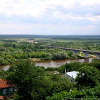 Владимир. р. Клязьма и Судогодское шоссе