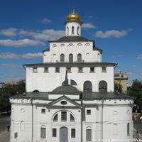 Владимир. Церковь Положения Ризы Господней на Золотых воротах