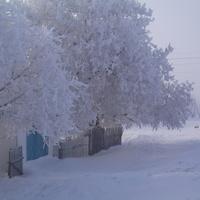 А у нас зима...